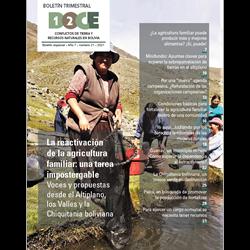 Boletín DOCE Nº 21: La reactivación de la agricultura familiar: una tarea impostergable