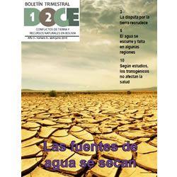 Boletín Trimestral DOCE N° 8: Conflictos de tierra y recursos naturales en Bolivia