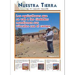 Periódico Nuestra Tierra Nº 15: Los agricultores que se van a la ciudades mantienen sus vínculos con el campo