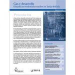Gas y desarrollo. Dinámicas territoriales rurales en Tarija-Bolivia