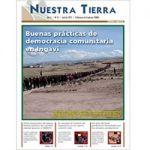 Periódico Nuestra Tierra Nº 10: Buenas prácticas de democracia comunitaria en Ingavi